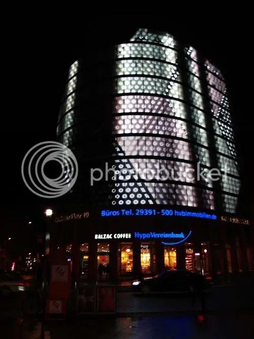 Edificio multicolor