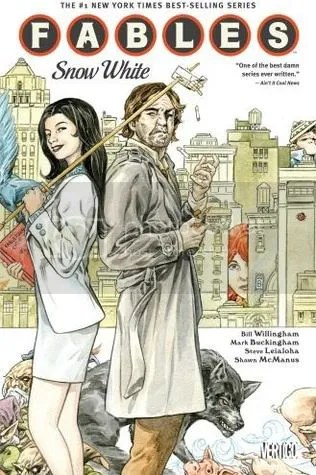Fables Volume 19 Snow White
