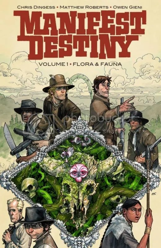 Manifest Destiny: Flora and Fauna