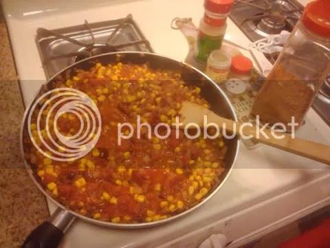 Enchilada mix