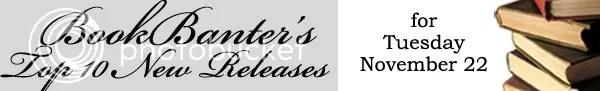 BookBanter's Top Ten New Releases