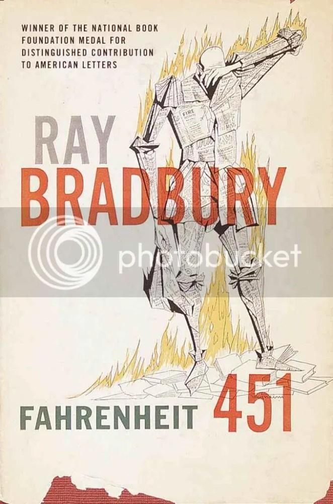 Guest Post: Top 5 Ray Bradbury Books (4/4)