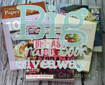 Country Mouse City Spouse Big Craft Book Giveaway