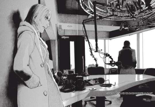Born to be on air, Pika Edition, Manga, Critique Manga, Hiroaki Samura,