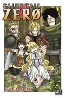 Fairy Tail Zero, Hiro Mashima, Pika Edition, Manga, Critique Manga,