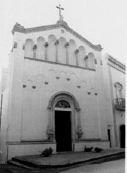 Tuglie, chiesa delle Anime