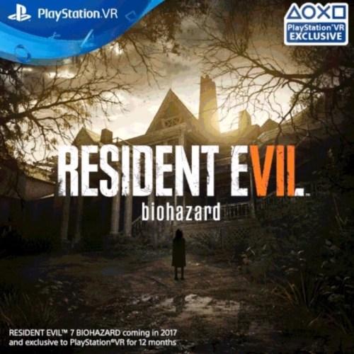 resident evil 7, Resident Evil 7 VR sarà un'esclusiva temporale Sony