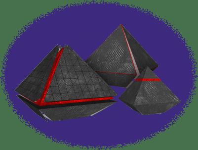 Festa delle Anime Perdute, Destiny: come costruire modulo SIVA papercraft