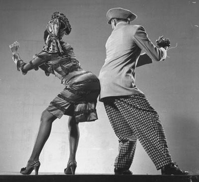 African american slave dance