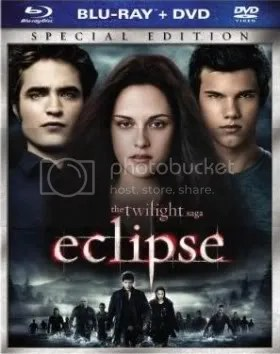 Eclipse,BluRay/DVD,Target,Wallmart