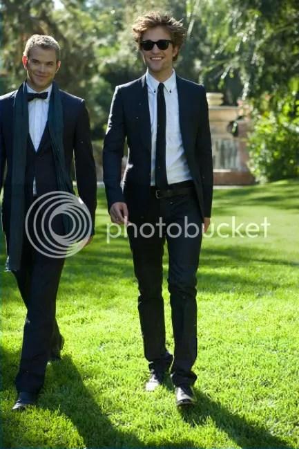 In Style,Photoshoot,Robert Pattinson