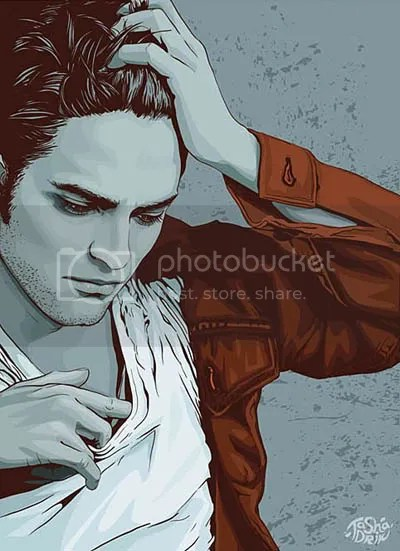 Artwork,Robert Pattinson