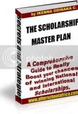 The Scholarship Masterplan