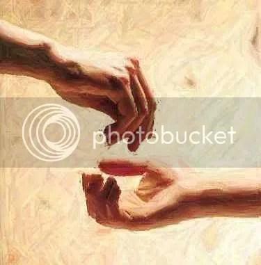 Tangan diatas