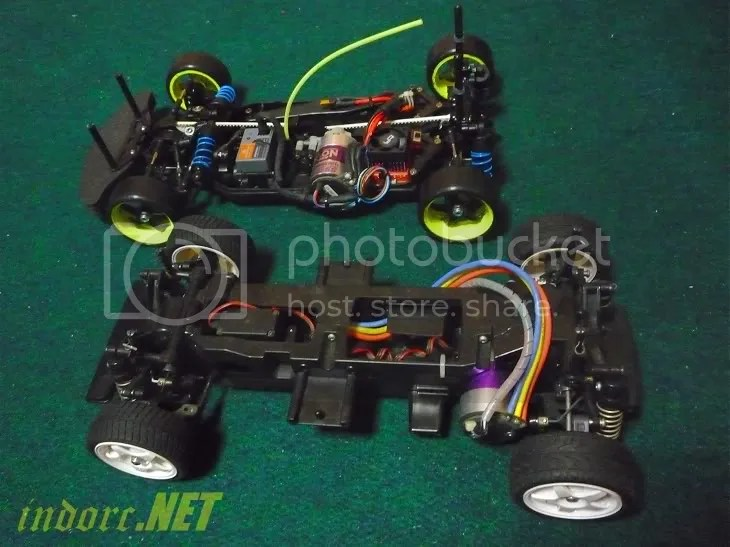 rc drift chassis