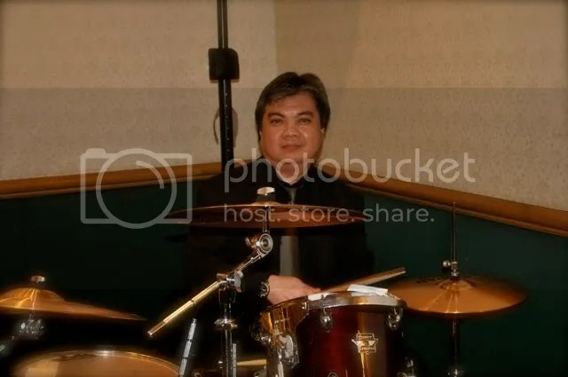 Drum Instructor: Jerry