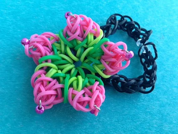 13 Of The Coolest Advanced Rainbow Loom Patterns Cool