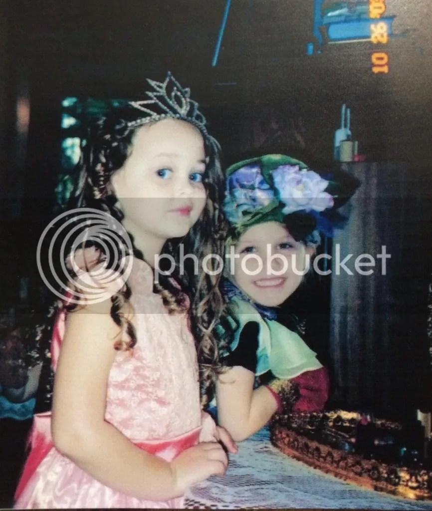Olivia and Carly