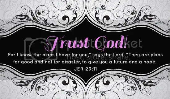 Image result for picture trust the Lord one day at the time