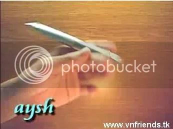 Nghệ thuật quay bút Pen Spinning,video clip vui vnfriends.tk