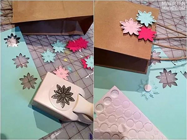 DIY gift bag idea