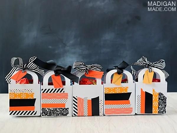 Fun and easy Halloween goody bags