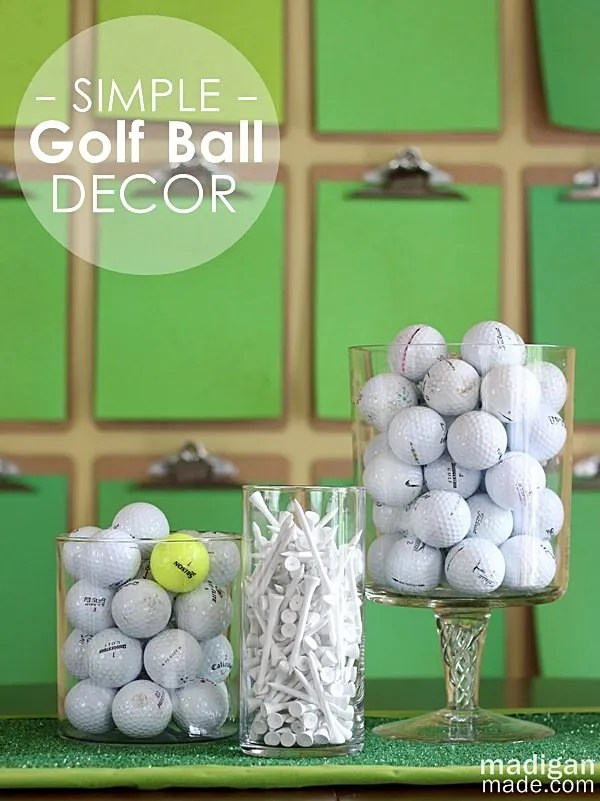 Golf Inspired Wall and Kitchen Décor - Rosyscription on wine inspired party, casino inspired party, art inspired party, travel inspired party, tennis inspired party, basketball inspired party, fishing inspired party,