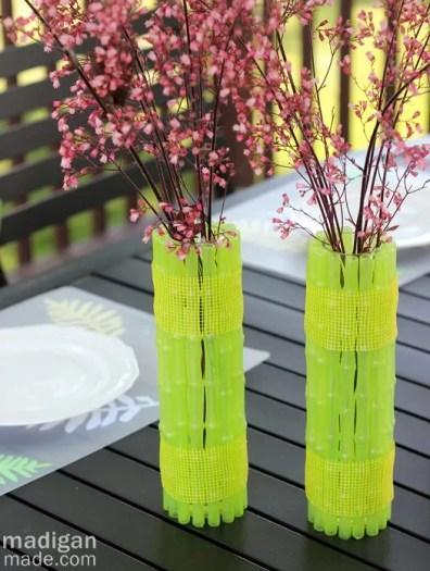 Craft A Diy Neon Vase Rosyscription