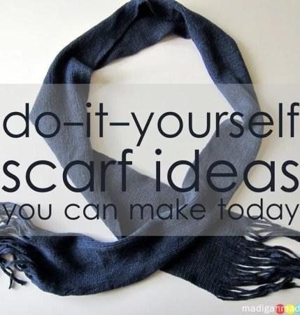 easy diy scarf ideas