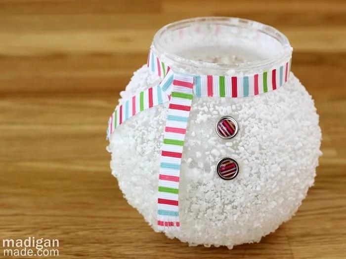 vaso pupazzo neve sale grosso