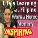 Life's Learning of a Filipino Work at Home Mommy