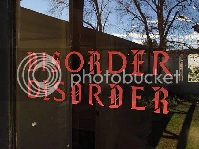 disorder disorder,stephen powers,joseph allen shea,garry trinh