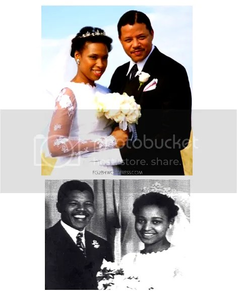First Look of Jennifer Hudson and Terrence Howard in Upcoming Mandela Biopic!