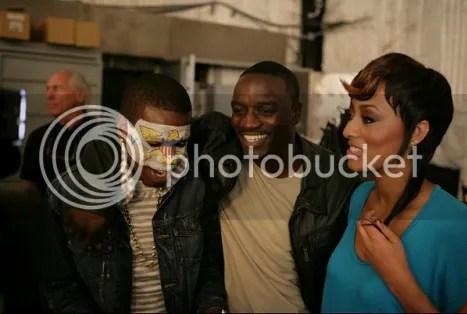 Akon Keri Hilson Oh Africa