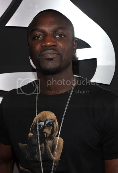 akon lady gaga support
