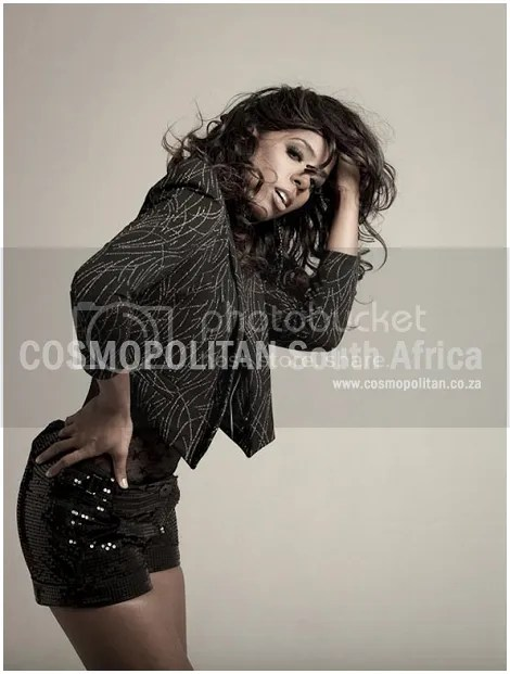 COSMO South Africa Covergirl