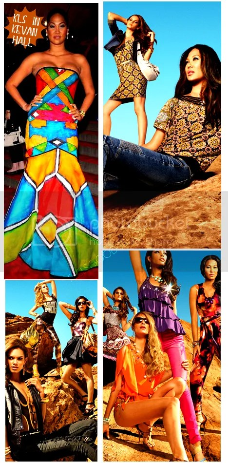 BABY PHAT SPRING SUMMER 2010 AD CAMPAIGN