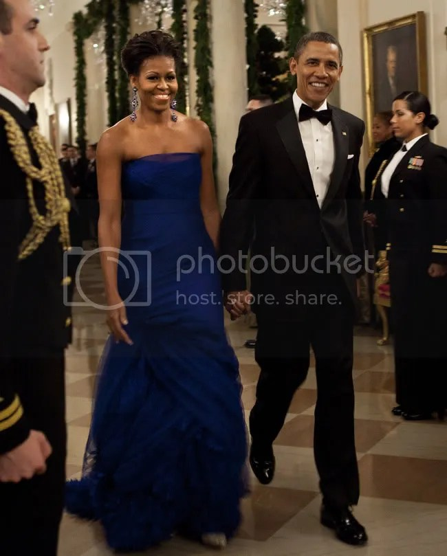 Obama Kennedy Honors