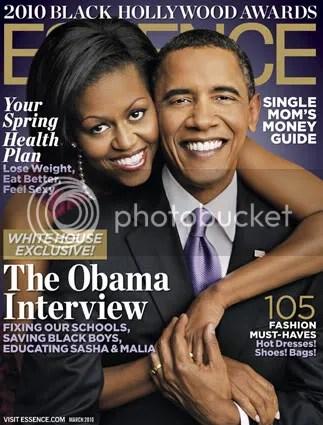 Obama March 2010 cover