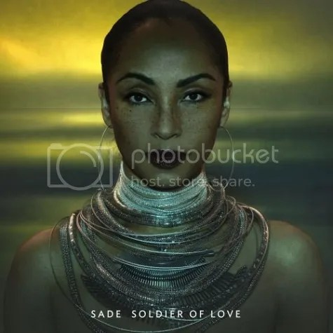 Sade Solider of Love Single Cover Artwork