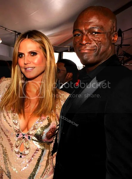 Seal and Heidi
