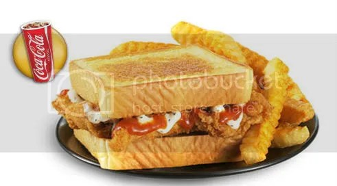 Zaxby's Kickin' Chicken Sandwich Meal