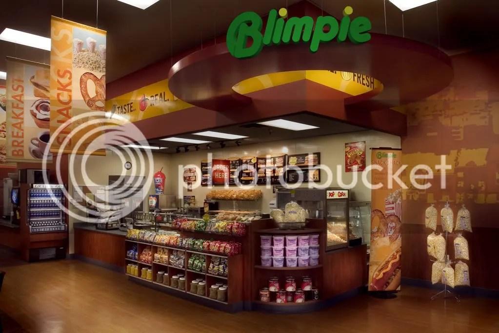 Blimpie Sub Sandwiches