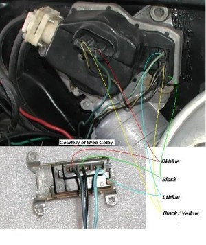 need help with windshield wiper wiring  Electrical