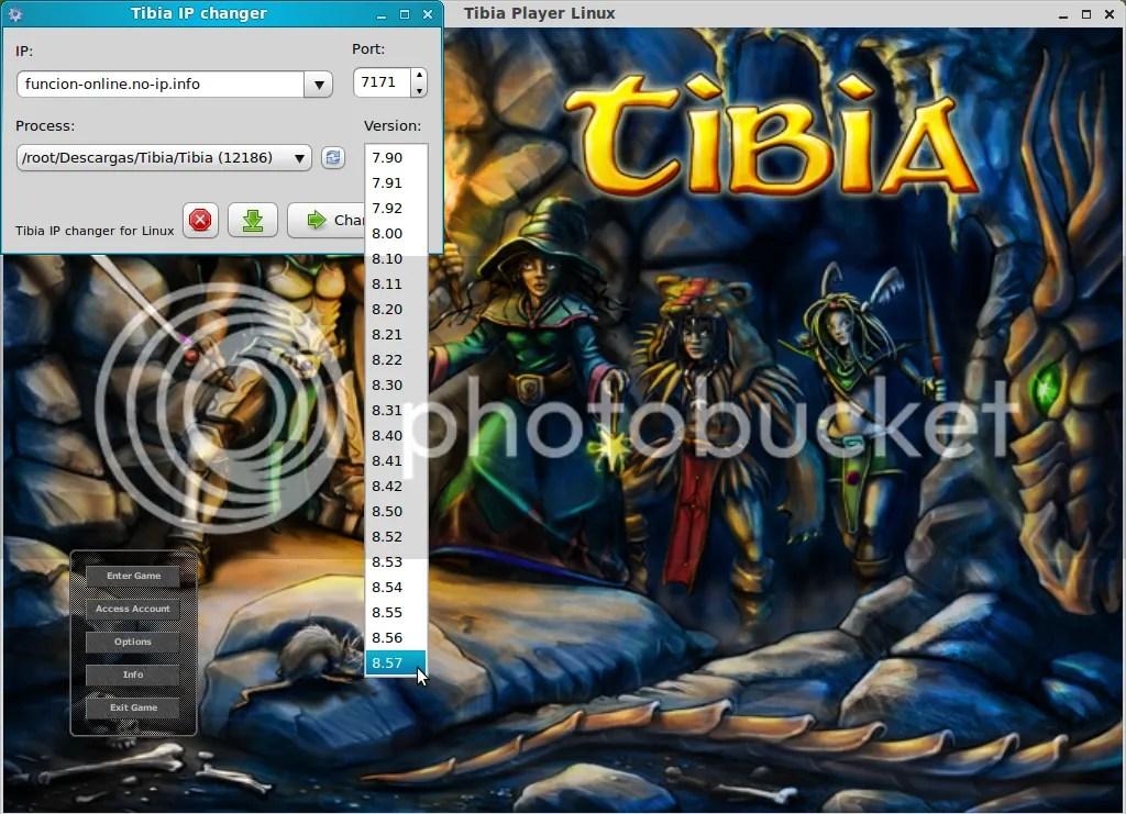 Tibia Linux Ip-Changer QT4