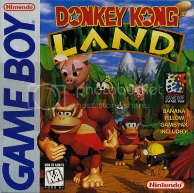 DK Country on the go Top 10 Wish List of Original GB Games for 3DS Virtual Console eShop Top 10 Wish List of Original GB Games for 3DS Virtual Console eShop DKLand1