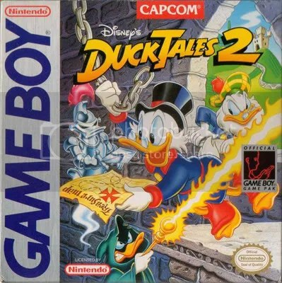 Duck Tales Duece Top 10 Wish List of Original GB Games for 3DS Virtual Console eShop Top 10 Wish List of Original GB Games for 3DS Virtual Console eShop DuckTales2Box