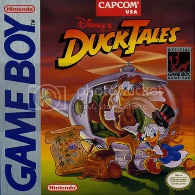 Duck Tales 1 Top 10 Wish List of Original GB Games for 3DS Virtual Console eShop Top 10 Wish List of Original GB Games for 3DS Virtual Console eShop DuckTalesBox