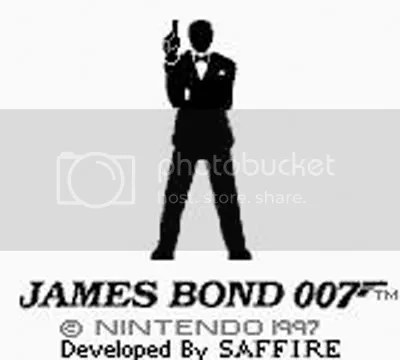 What ever happened to Saffire?? Top 10 Wish List of Original GB Games for 3DS Virtual Console eShop Top 10 Wish List of Original GB Games for 3DS Virtual Console eShop JamesBondTitleScreen