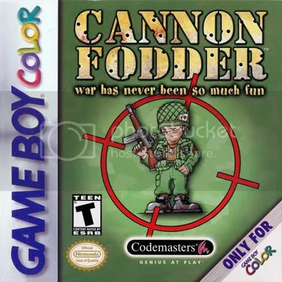 It kinda controls like Pikmin Top 10 GameBoy Color games for 3DS Virtual Console eShop Top 10 GameBoy Color games for 3DS Virtual Console eShop CannonFodderBox